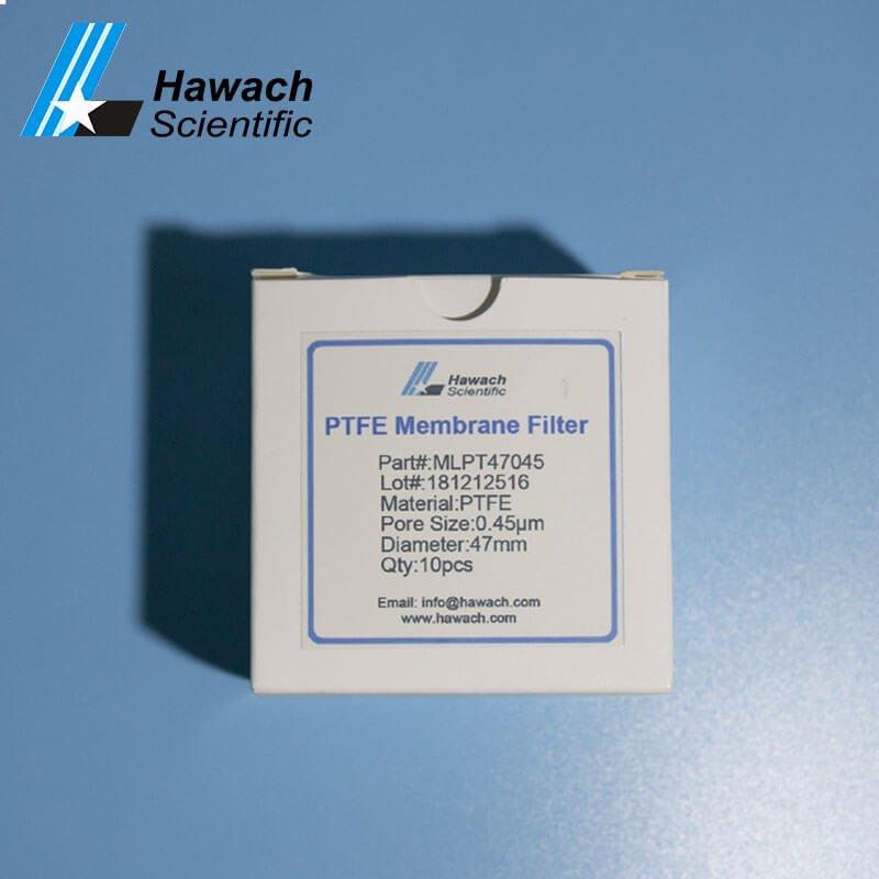 0.45um ptfe membrane filter